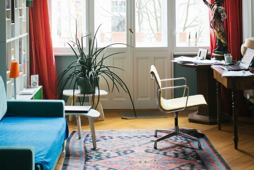 renter who claimed a home office deduction