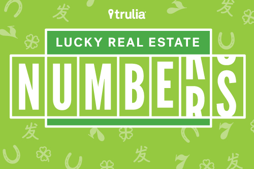house numerology real estate lucky numbers