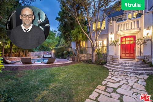 Moby House In Los Angeles