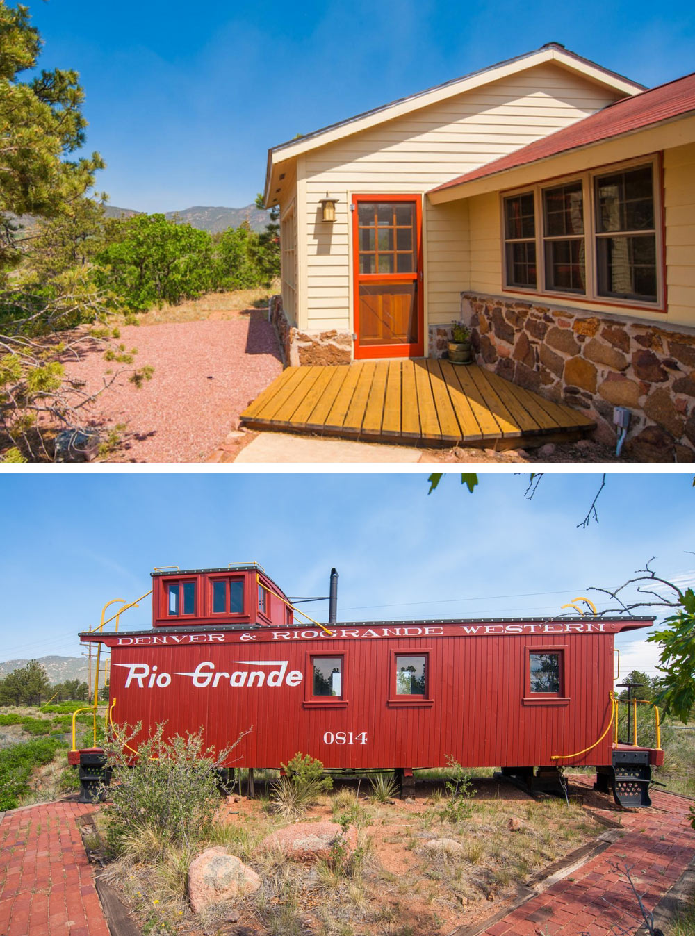 Incredible 8 Homes With Converted Train Cars For Sale Life At Home Interior Design Ideas Philsoteloinfo