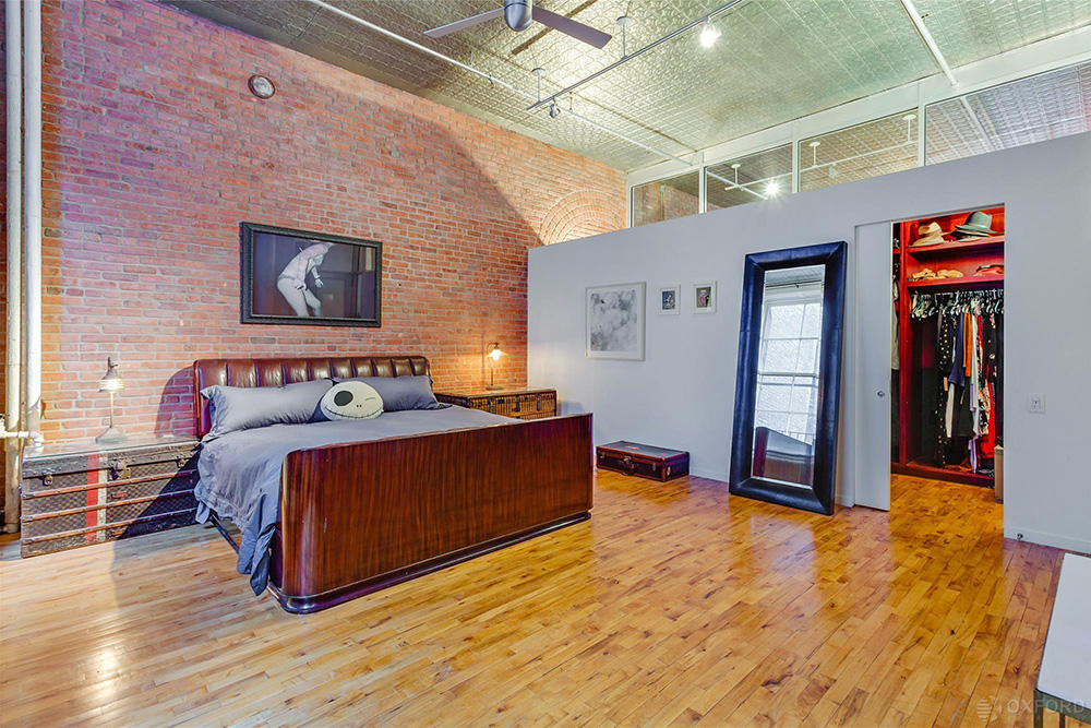 The adam levine and behati prinsloo house in manhattan for Nyc loft for sale