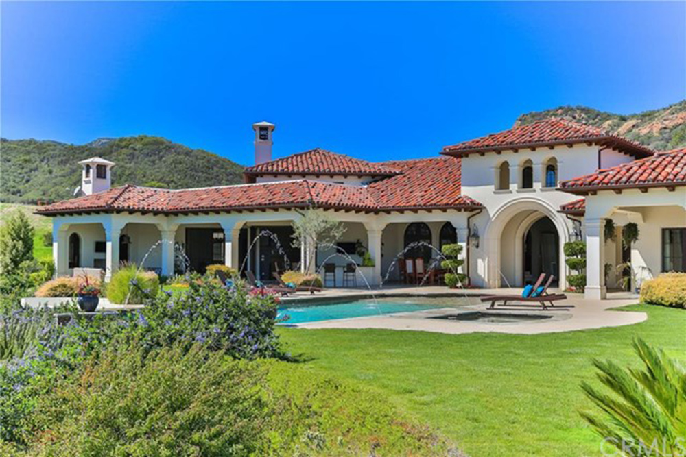 Britney Spears Is Selling Her Thousand Oaks Home ...