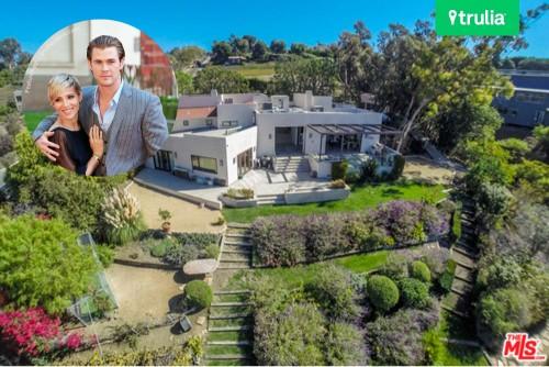 Chris Hemsworth and Elsa Pataky House In Malibu