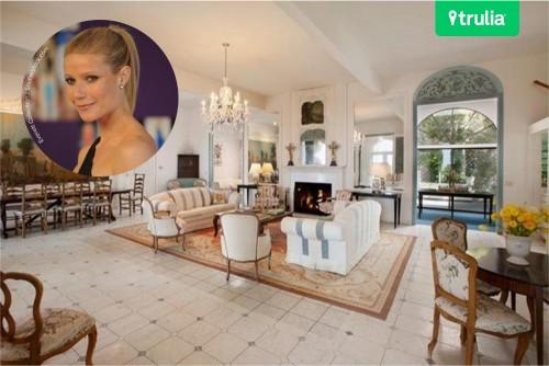 Gwyneth Paltrow House In Santa Barbara CA