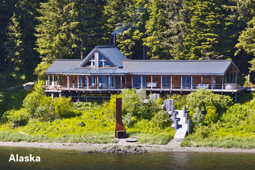 Juneau Waterfront Property For Sale