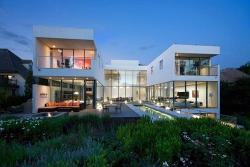 modern homes for sale in IL