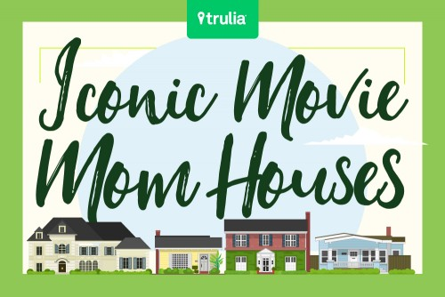 famous houses of movie moms