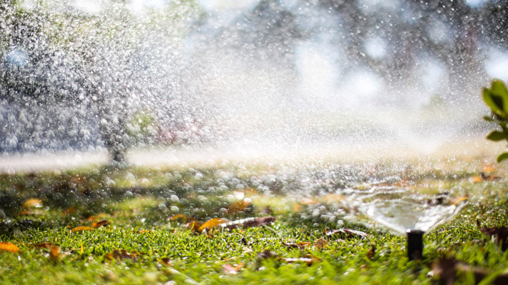 how to increase home value with a sprinkler system