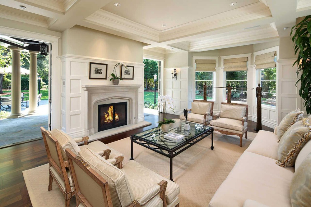 how to increase home value with a fireplace