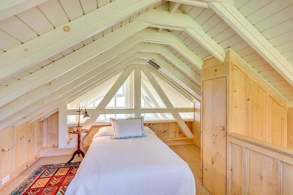 how to increase home value with an attic bedroom