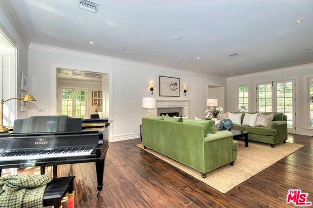 An Adele Hello To A New Home In Beverly Hills Celebrity Trulia Blog