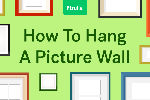 6 Gallery Wall Ideas Life At Home Trulia Blog