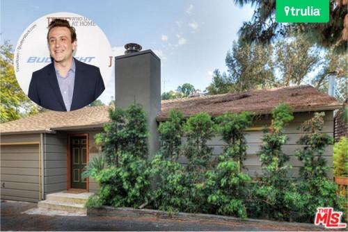 Jason Segel House For Sale In Los Feliz CA