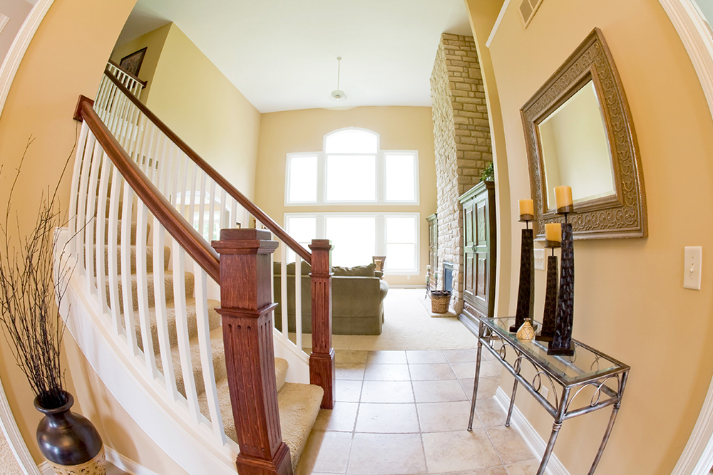 real estate photography fisheye