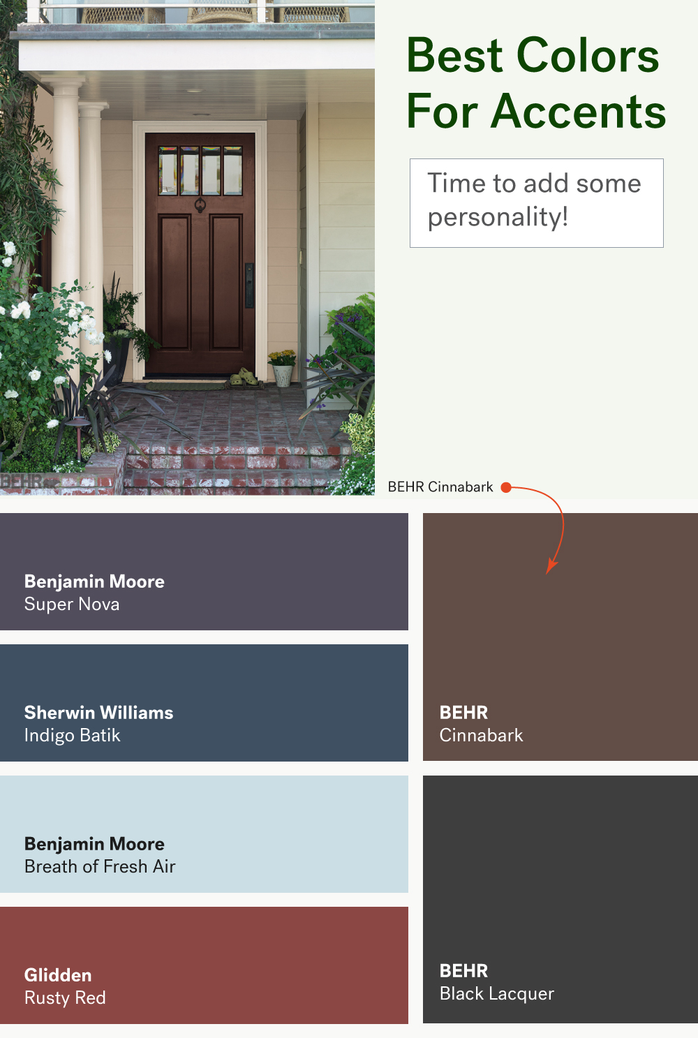 Picking Paint Colors For Home Exterior