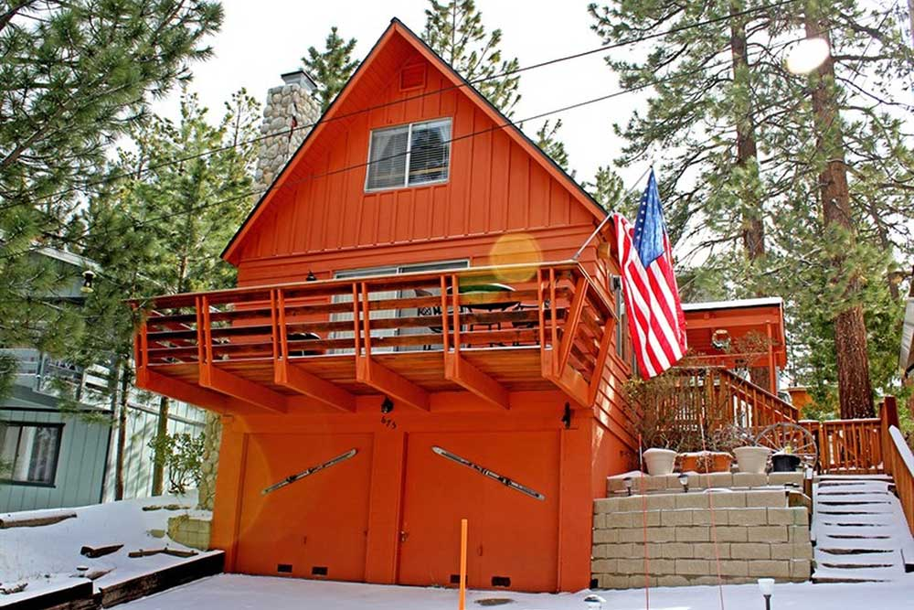 Vacation homes for sale in Big Bear Lake CA