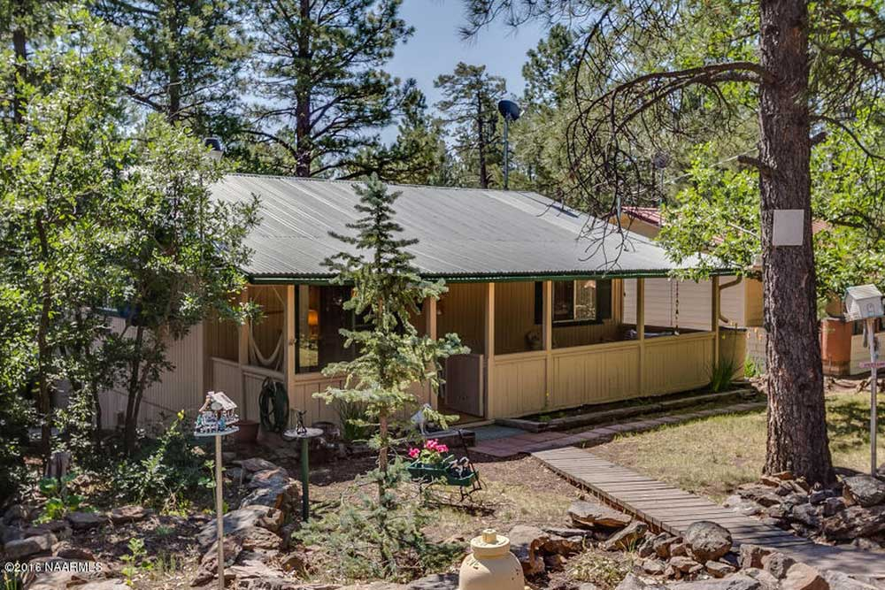 Vacation homes for sale in Mormon Lakes AZ