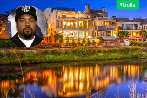 ice cube buys house in marina del ray ca