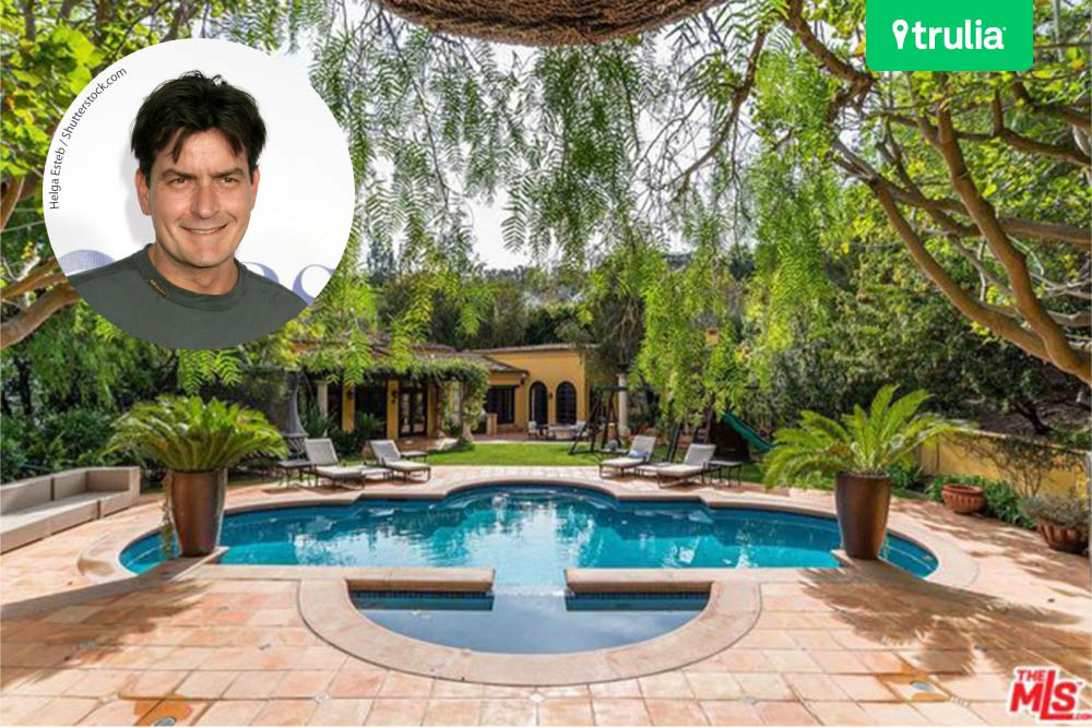Charlie Sheen Houses For Sale Beverly Hills CA