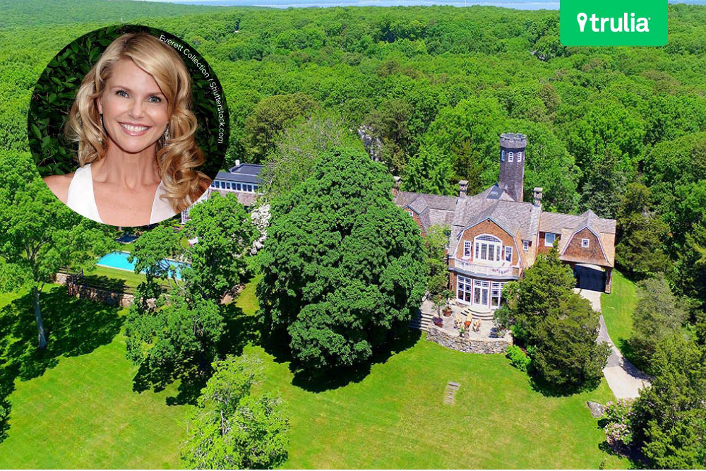 christie brinkley home for sale in hamptons