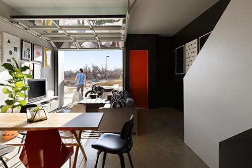 garage apartment in denver, colorado