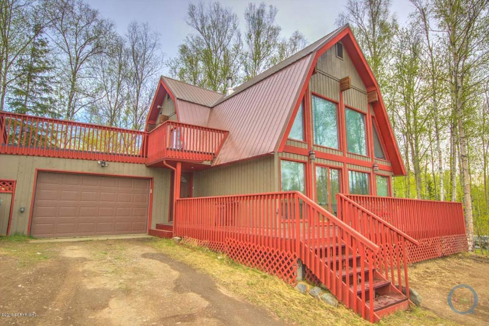 Home for Sale under 500k in Wasilla AK