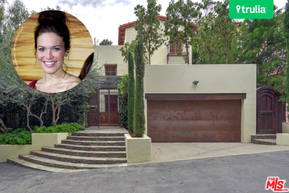 Mandy Moore Ryan Adams House For Sale Los Angeles CA