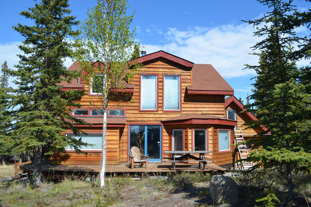 home for sale in cantwell ak near national parks in america