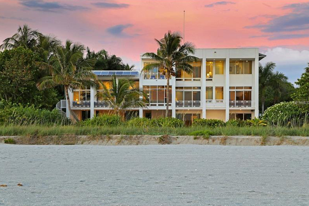waterfront home for sale in sarasota