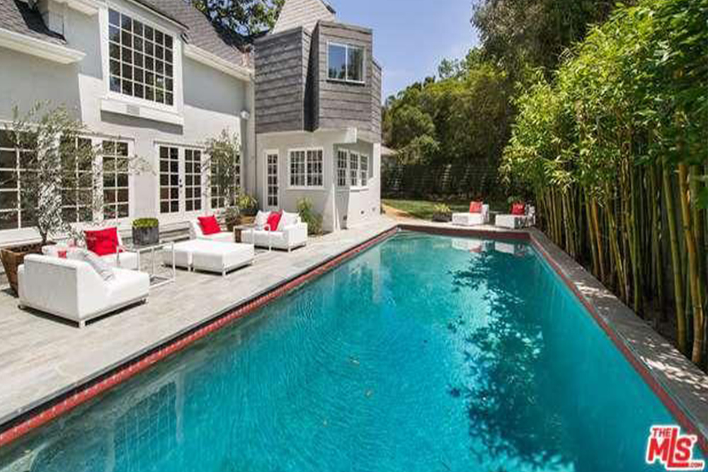 Niall Horan One Direction Luxury House In LA