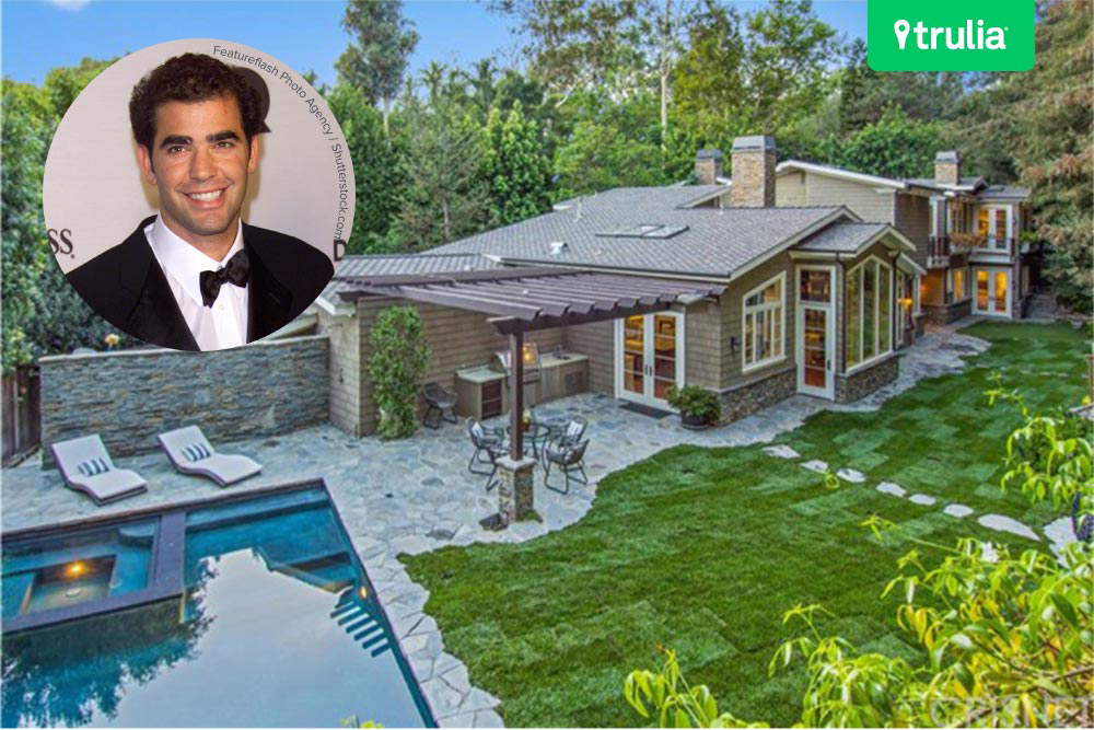 Pete Sampras And Bridgette Wilson Home For Sale In Los Angeles CA