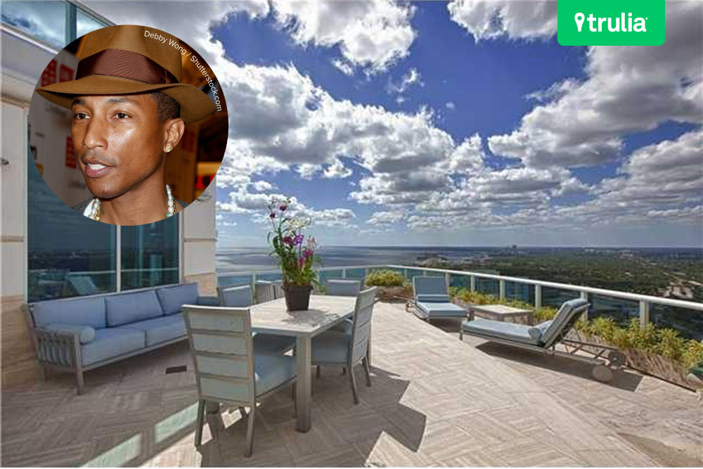 Pharrell Williams Penthouse Sells In Miami, FL