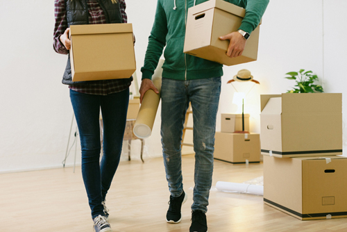 budgeting tips for moving to an apartment