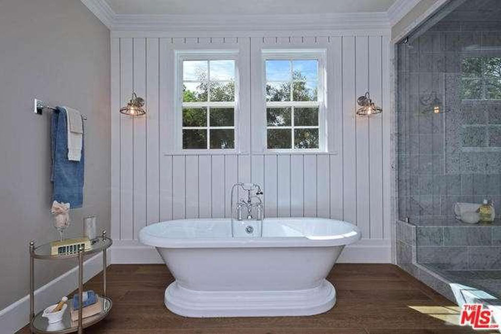 Ashley Tisdale Lists Home For Sale in Studio City CA Bathroom