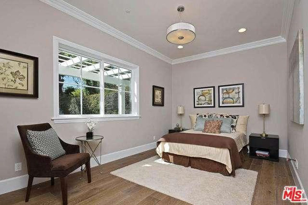 Ashley Tisdale Lists Home For Sale in Studio City CA Bedroom