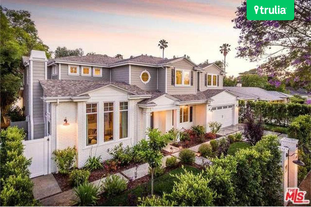 Ashley Tisdale Lists Home For Sale In Studio City CA
