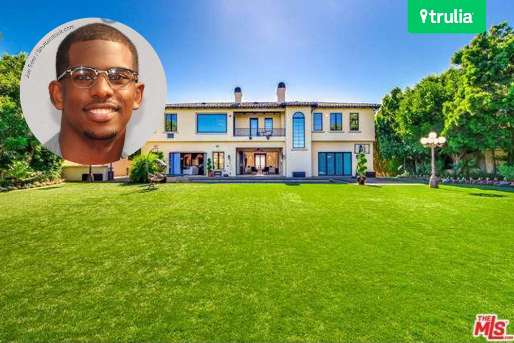 chris paul home for sale in los angeles
