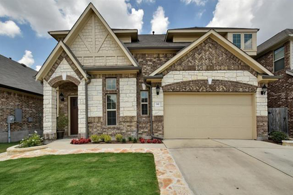 13 stunning homes for sale that are america s average for Home building cost per square foot texas