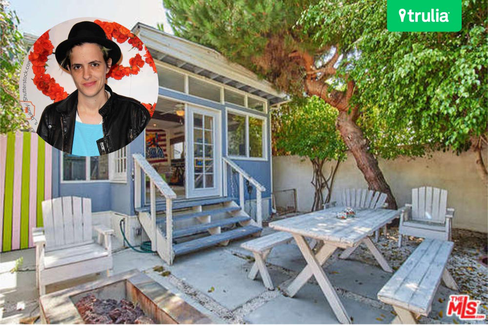 Samantha Ronsons House In Santa Monica CA