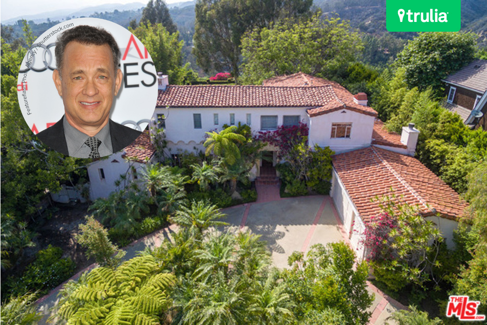 Tom Hanks Pacific Palisades Homes For Sale