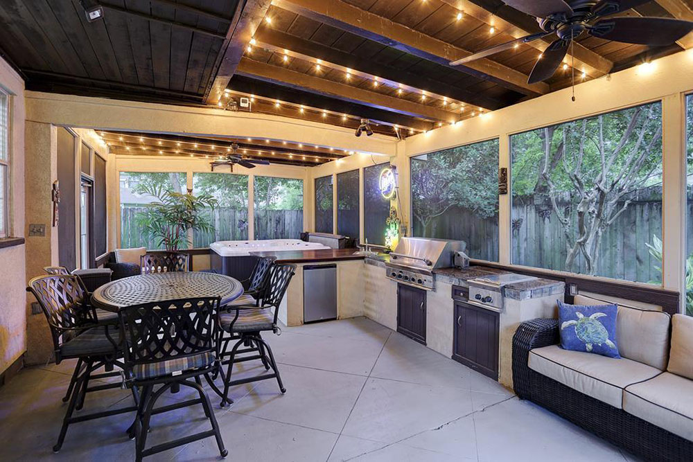 Outdoor Kitchens Houston Tx