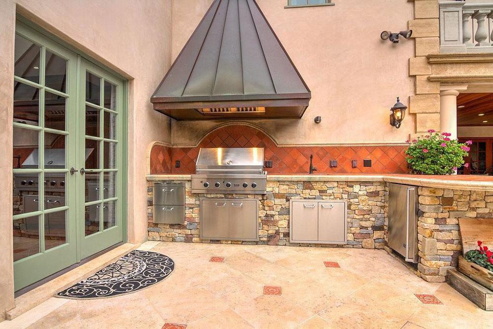 outdoor kitchens palos verdes estates ca