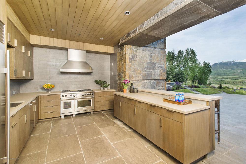 outdoor kitchens aspen co