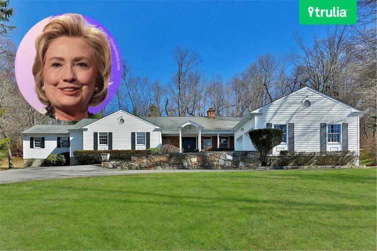 Clinton House Chappaqua NY