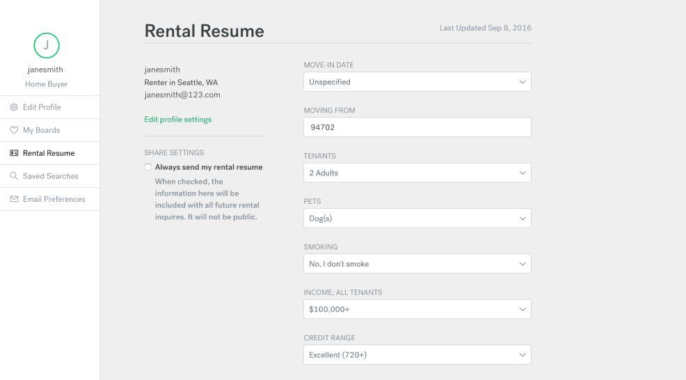 the advantages of trulia s rental resume trulia s blog