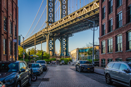 how to get an apartment in nyc manhattan bridge