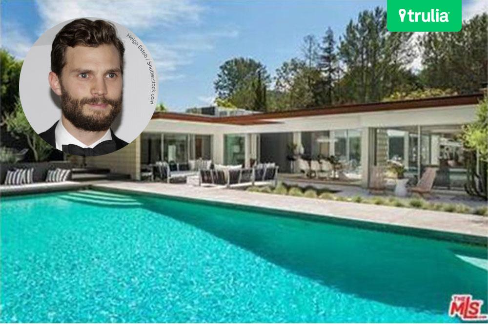 James Dornan S House In Hollywood Hills Ca Celebrity Trulia Blog