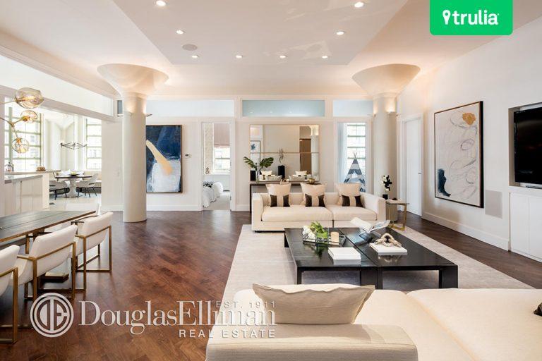 Bethenny Frankel Lists Tribeca Loft Apartment