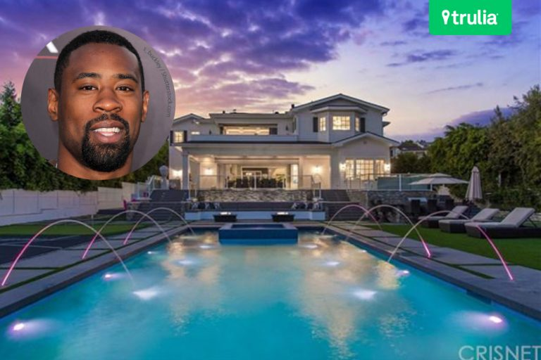 DeAndre Jordan Lists Home For Sale Pacific Palisades CA Hero