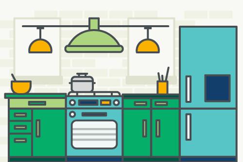 apartment kitchen design ideas backsplash